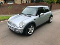 2003 53 PLATE MINI COOPER 1.6 - 99,000 GENUINE MILES