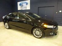 2016 Ford Fusion SE AWD CUIR TOIT GPS ECOBOOST