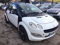 Smart Forfour 1.1 Pulse 5dr p/x welcome FREE WARRANTY, LONG MOT