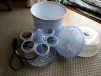 Avent iQ24 steam steriliser