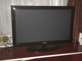 Samsung 42inch tv good working order