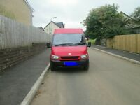 2003 ford transit year's psv mint condition