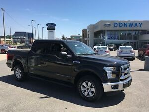 2015 Ford F-150 XLT *SUPERCREW*4X4*TRAILER TOW PACKAGE!*