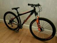 Carrera sulcata mountain bike/voodoo/hardtail