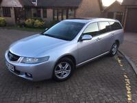 Honda Accord Estate, Bullet-proof 2.0L Vtec engine, Low mileage