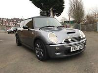 2003 MINI COOPER S 1.6 SUPERCHARGED
