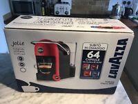 Lavazza Jolie - White Coffe Espresso Machine