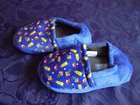 Boys Slippers Size 12 and 13.