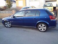 vauxhall signum/ vectra 3.0 cdti elite manual 2005