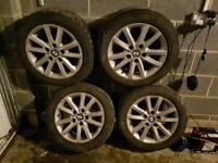 Bmw 16inc alloy wheels
