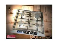 Neff-T2346N1 Stainless steel Gas Hob 60 cm