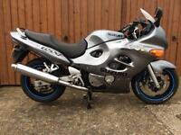 SUZUKI GSX750F WITH NEW MOT AND SERVICE