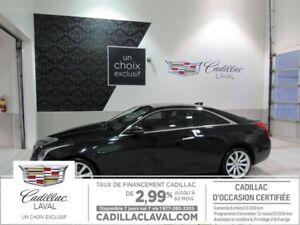 2015 CADILLAC ATS COUPE AWD TURBO AWD ROUES 18 PCS