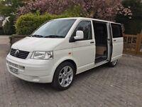 VW Transporter T5 2007 campervan/day van. New camper conversion. *PRICE DROPPED*