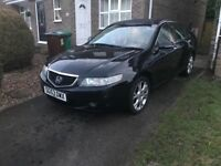 Honda Accord 2.0 vtec sport LOW MILLAGE