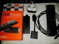 Amazon fire stick ALEXA VOICE remote