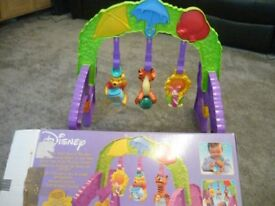 DISNEY 100 ACRE MUSICAL PLAY GYM