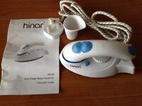 HINARI TRAVEL STEAM IRON (£5)