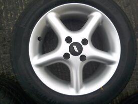 "TWS 14""alloy wheels"