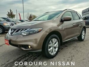 2013 Nissan Murano SL AWD Leather Sunroof  FREE Delivery