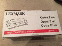 Lexmark 13T0101 High Yield Toner Cartridge