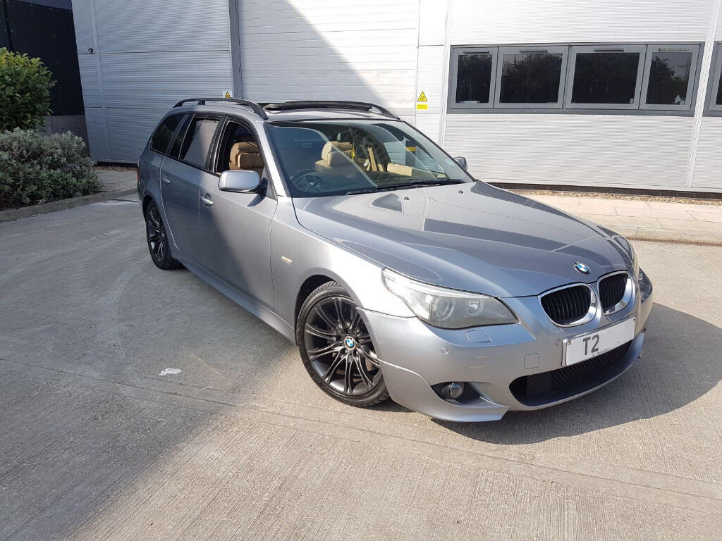 2005 bmw 535d e60 e61 m sport touring estate 386bhp stage. Black Bedroom Furniture Sets. Home Design Ideas