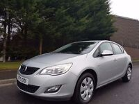 MARCH 2010 Vauxhall Astra EXCLUSIV 1.6 PETROL 113BHP NEW MODEL EXCELLENT CONDITION THOUGHOUT !