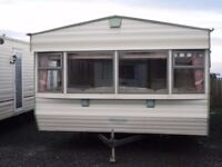 Delta Charmaine Deluxe FREE DELIVERY 35x12 2 bedrooms pitched roof over 50 static caravans