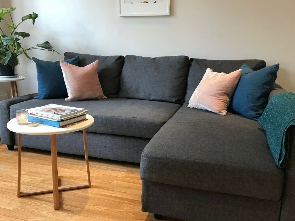 Ikea Friheten Sofa Bed Grey In Walthamstow London