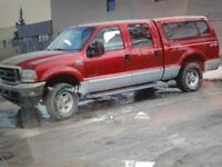 Canopy off 2003 F250