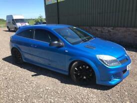 58 plate Vauxhall Astra vxr Arden blue