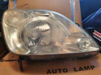 Honda CRV 2004 Headlights