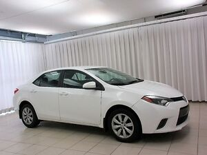 2016 Toyota Corolla AN EXCLUSIVE OFFER FOR YOU!!! LE SEDAN w/ BA