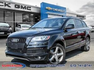 2014 Audi Q7 TDI 8sp Tiptronic Progressiv - $339.05 B/W - Low M