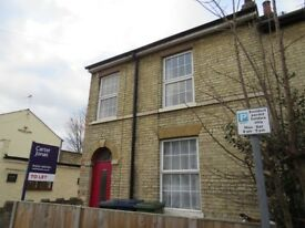 Whole Property for rent. 4 Bedrooms available left in 5 bedroom house in Central Cambridge