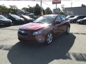 2014 Chevrolet Cruze DIESEL (DIESEL, Leather, sunroof)