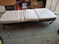 Ikeea Sofa Single Sofa Bed/Futon