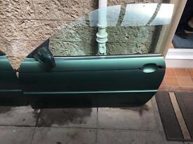 BMW e46 coupe door (passenger side)