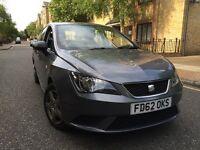 2012 62 Seat Ibiza 1.2 TD S 5dr (a/c) FULL HPI CLEAR FULL SEAT SERV HISTORY