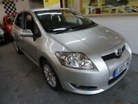 2007 TOYOTA AURIS 1.6 AUTOMATIC TR MULTIMODE, SERVICE HISTORY, HPI CLEAR, CLEAN CAR, DRIVES NICE