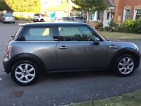 1.6 Petrol Mini Cooper Hatchback Graphite Edition with Chilli Pack