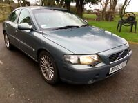 VOLVO S60 d5 DIESEL SE , LEATHER, great car , new belts NO OFFERS
