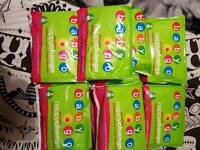 Nappy changing packs