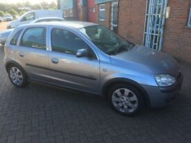 Vauxhall Corsa 1.2 Twinport SXi. Spares or Repairs.