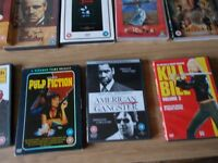 Large selection of DVD's