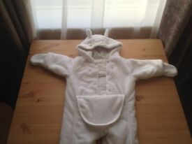 Baby Snow Suit / Grow