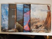 A Level Geography Review Magazines