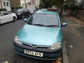 2005 Vauxhall corsa excellent condition MOT £399