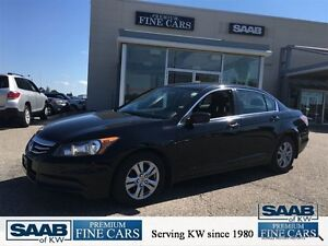 2012 Honda Accord Sedan SE -PKG Power seats AlloysONLY 53K Kitchener / Waterloo Kitchener Area image 1