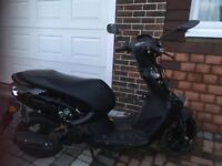 Moped for spares or repair